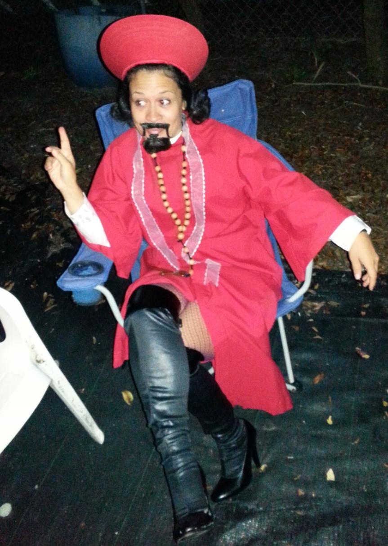 2013 Halloween: Rollin'Holy