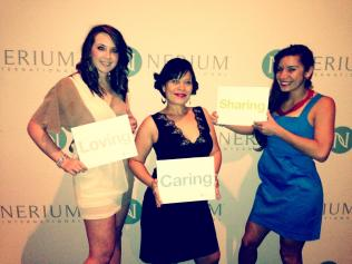 Kicking in on the Nerium International advertising.