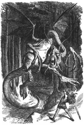 The Ultimate Bad Boy: The Jabberwocky