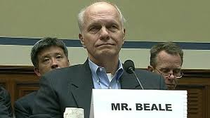 Beale spent 900,000 American so he could be pretty much a boring loser.