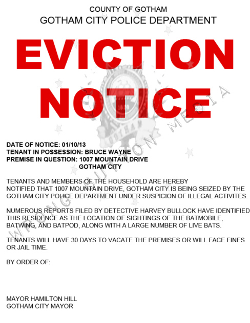 Eviction Number Four | Von