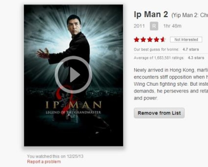 Totally recommend both movies. Great stories, great demonstration of values.