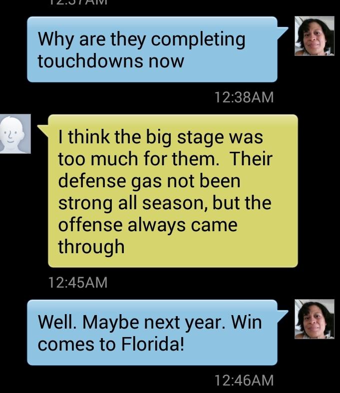 Central Florida defeats Central Texas, good game!