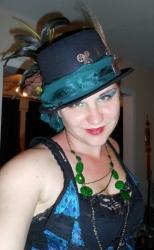 Steampunk Marie!
