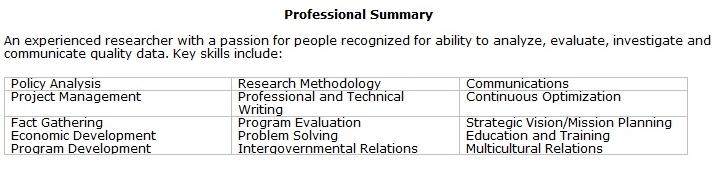 prof_summary
