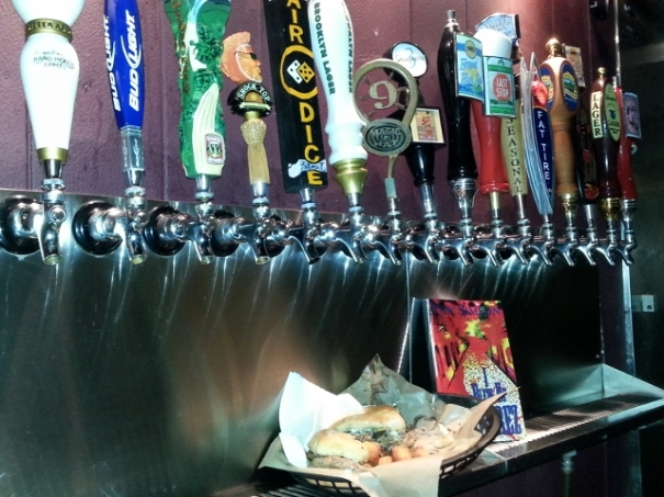 Brewburgers is located at 4195 34th Street South, Saint Petersburg, Florida 33705