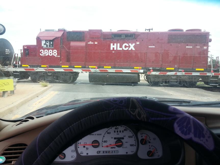 I Forgot How TrainsWork