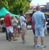 Reggaefest, Bricktown, OKC