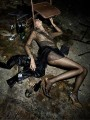 Pretty Wasted – by Fabien Baron for Interview Magazine October 2014Issue