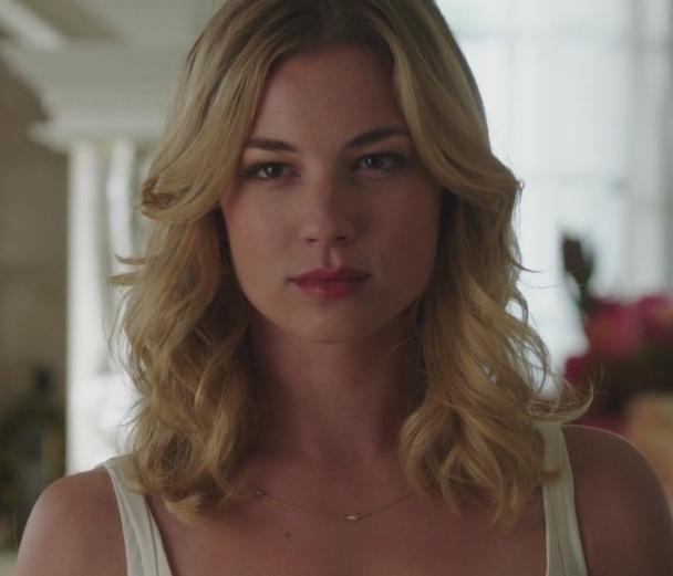 Emily Thorne-Amanda Clarke really, really, REALLY loves her daddy; so much so she kills errybody! - emilythorne