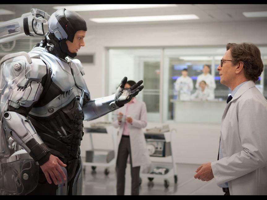 I ♥ Robocop