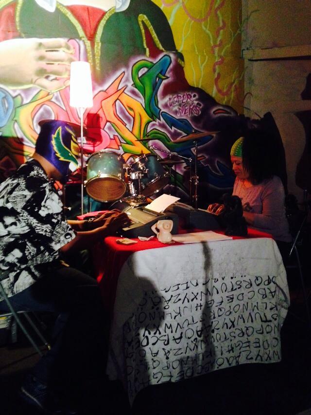 SunLit Festival's Lucha Libro! Luchadora, Pero NoGanadora