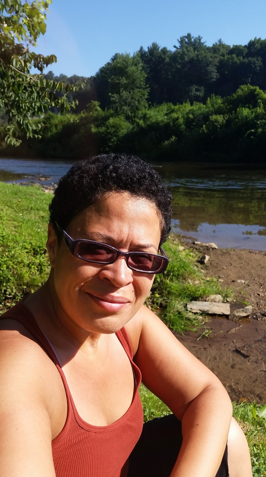 Pre-meditation selfie