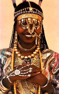 Djibouti Bride: Pinterest