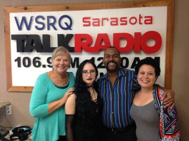 Broadcasting the Divine Feminine in Sarasota